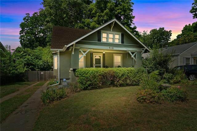 116 N Ash Avenue, Independence, MO 64053 (#2332858) :: Austin Home Team