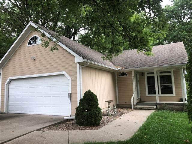 603 S Elm Street, Louisburg, KS 66053 (#2333053) :: The Shannon Lyon Group - ReeceNichols