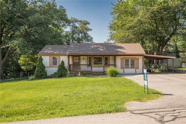 10819 W 64th Terrace, Shawnee, KS 66203 (#2333168) :: Audra Heller and Associates