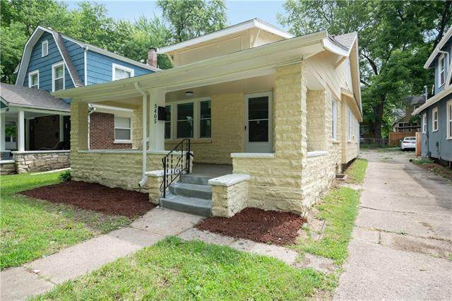 5405 Garfield Avenue, Kansas City, MO 64130 (#2333197) :: Tradition Home Group | Compass Realty Group