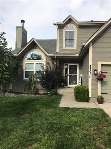 18650 W 159th Terrace, Olathe, KS 66062 (#2333318) :: Eric Craig Real Estate Team
