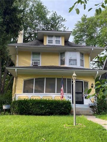 15 W 58th Street, Kansas City, MO 64113 (#2333394) :: Eric Craig Real Estate Team