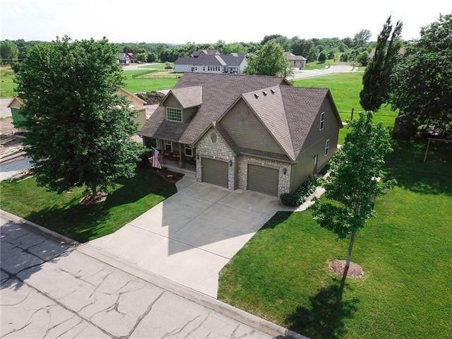 2908 E Canyon Way, Harrisonville, MO 64701 (#2333486) :: Eric Craig Real Estate Team