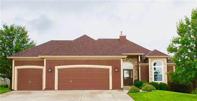 5001 N 142nd Terrace, Basehor, KS 66007 (#2333491) :: The Rucker Group