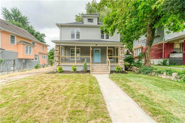 3518 Woodland Avenue, Kansas City, MO 64109 (#2333500) :: Tradition Home Group | Compass Realty Group
