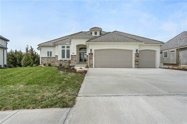 6308 NW 58th Street, Kansas City, MO 64151 (#2333510) :: Tradition Home Group | Compass Realty Group