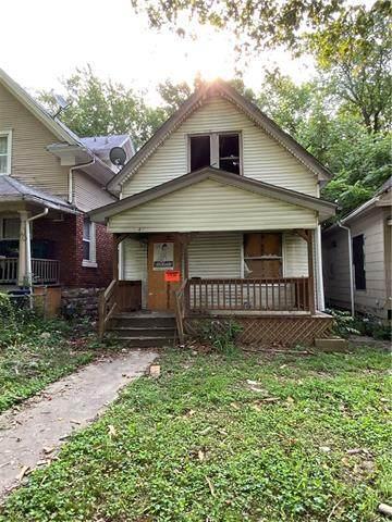 409 Norton Avenue, Kansas City, MO 64124 (MLS #2333550) :: Stone & Story Real Estate Group