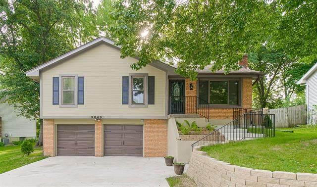 9849 N Holmes Street, Kansas City, MO 64155 (#2333608) :: ReeceNichols Realtors