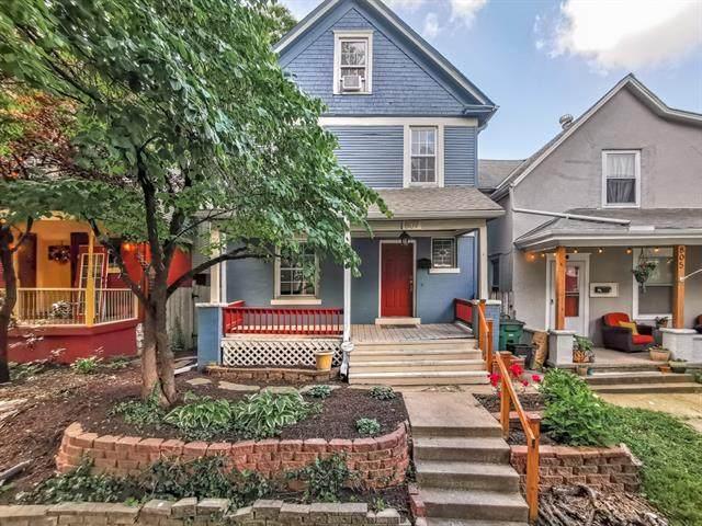 807 E 31st Terrace, Kansas City, MO 64109 (#2333627) :: Five-Star Homes