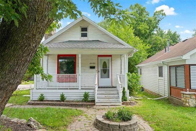 4401 Booth Street, Kansas City, KS 66103 (#2333803) :: Austin Home Team