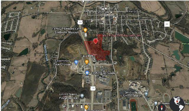 169 & Commercial Ave N/A, Smithville, MO 64089 (#2333878) :: Eric Craig Real Estate Team