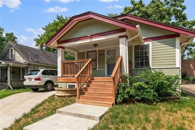 4308 Fisher Street, Kansas City, KS 66103 (MLS #2333947) :: Stone & Story Real Estate Group