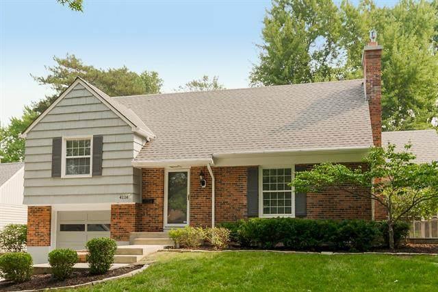 4116 W 73rd Terrace, Prairie Village, KS 66208 (MLS #2333957) :: Stone & Story Real Estate Group
