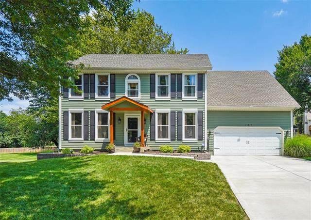 11317 Acuff Lane, Lenexa, KS 66215 (#2333963) :: SEEK Real Estate