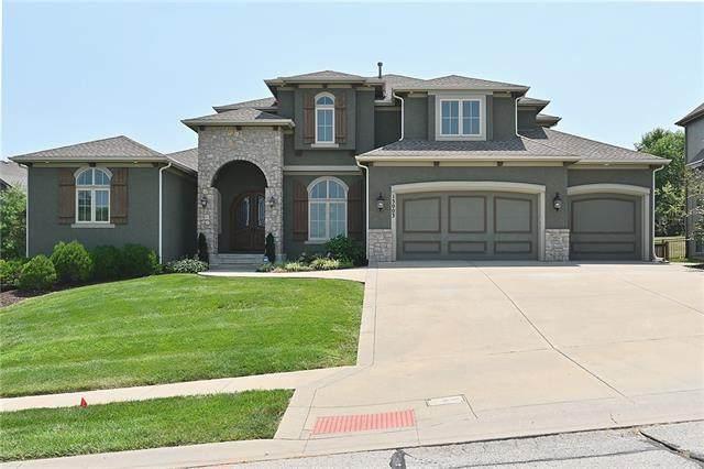 15003 W 58TH Street, Shawnee, KS 66216 (#2334024) :: SEEK Real Estate