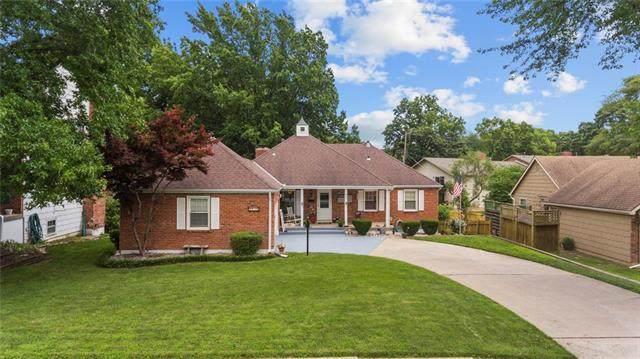 4631 NE 48th Terrace, Kansas City, MO 64119 (#2334138) :: The Kedish Group at Keller Williams Realty