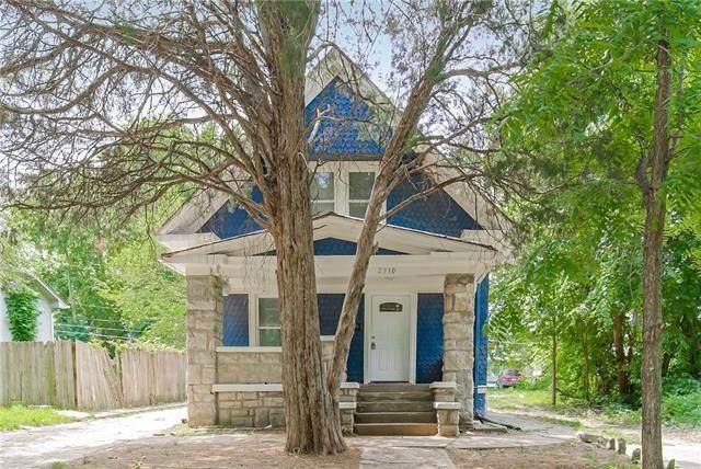 2310 Jackson Avenue, Kansas City, MO 64127 (MLS #2334237) :: Stone & Story Real Estate Group