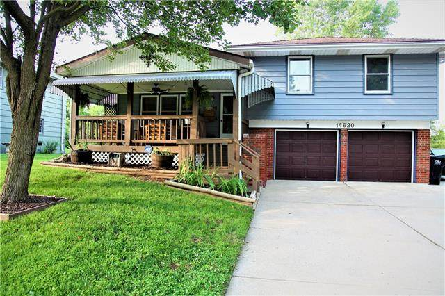 14620 E 33rd Street, Independence, MO 64055 (#2334265) :: The Rucker Group