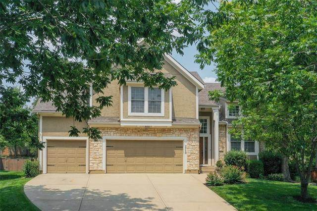 7710 W 144TH Terrace, Overland Park, KS 66223 (MLS #2334277) :: Stone & Story Real Estate Group