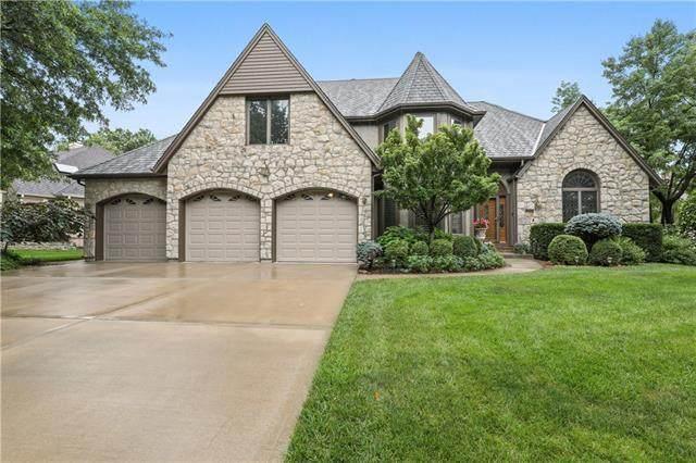 4105 W 125th Terrace, Leawood, KS 66209 (#2334284) :: Eric Craig Real Estate Team