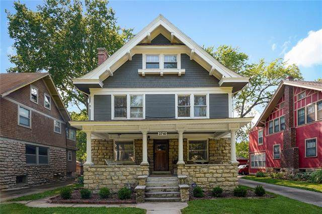 3716 Jefferson Street, Kansas City, MO 64111 (#2334304) :: Ron Henderson & Associates