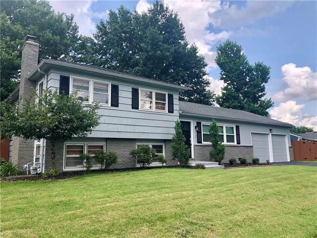 5612 W 99th Terrace, Overland Park, KS 66207 (#2334306) :: Five-Star Homes