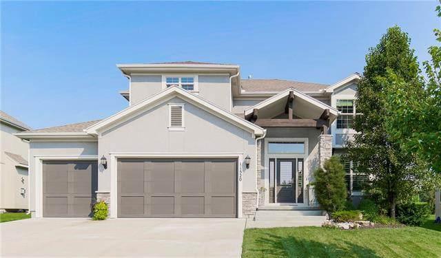 11520 W 152nd Street, Overland Park, KS 66221 (MLS #2334350) :: Stone & Story Real Estate Group