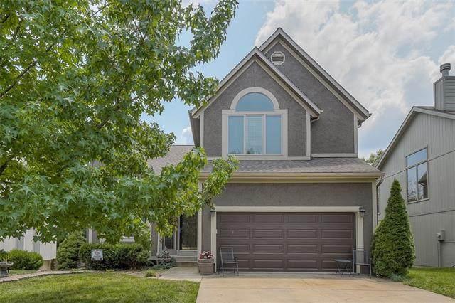 5307 Millridge Street, Shawnee, KS 66226 (#2334478) :: Audra Heller and Associates