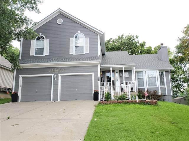 15704 E 2nd Street, Independence, MO 64050 (#2334488) :: Austin Home Team