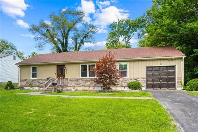 2702 S Glenwood Avenue, Independence, MO 64052 (#2334615) :: Ron Henderson & Associates