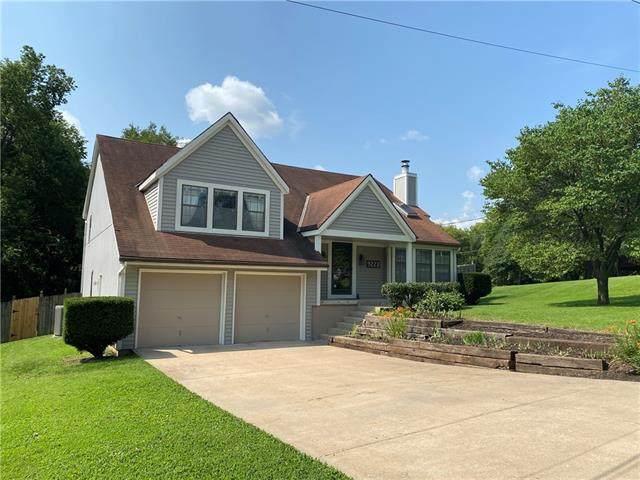 9223 W 49th Terrace, Merriam, KS 66203 (#2334899) :: Team Real Estate