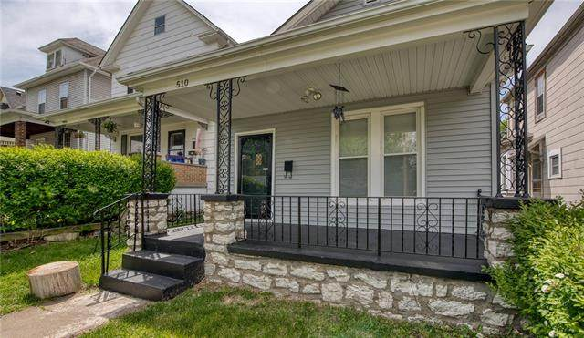 510 Montgall Avenue, Kansas City, MO 64124 (#2334916) :: Audra Heller and Associates