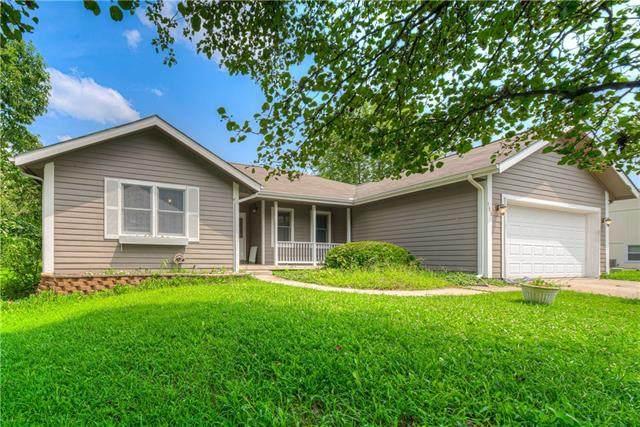 155 N 134th Street, Bonner Springs, KS 66012 (#2334928) :: Edie Waters Network