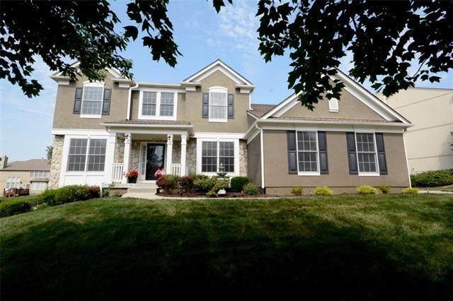 14608 Chadwick Street, Leawood, KS 66224 (MLS #2335060) :: Stone & Story Real Estate Group