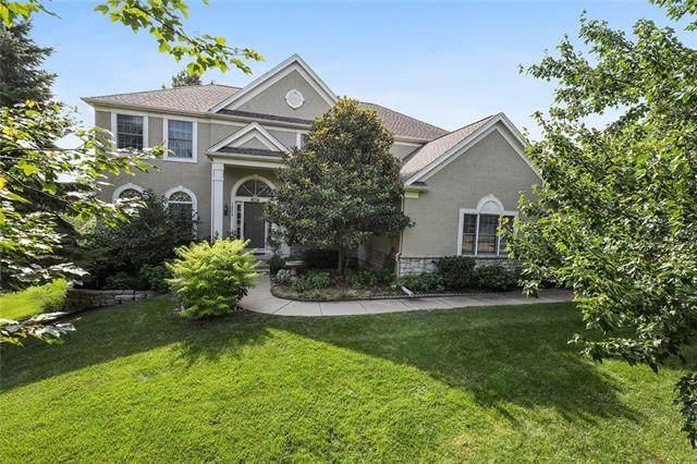 14614 Pawnee Lane, Leawood, KS 66224 (#2335098) :: Team Real Estate