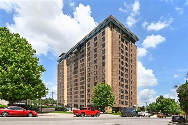 700 E 8th Street 9Q, Kansas City, MO 64106 (#2335140) :: Audra Heller and Associates