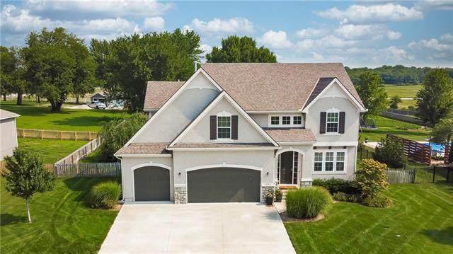 1606 Halls Creek Avenue, Raymore, MO 64083 (#2335149) :: The Kedish Group at Keller Williams Realty