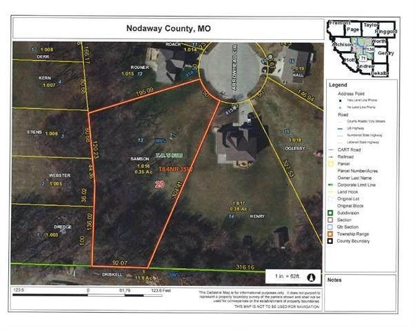 814 Arrowhead Circle, Maryville, MO 64468 (#2335173) :: Eric Craig Real Estate Team