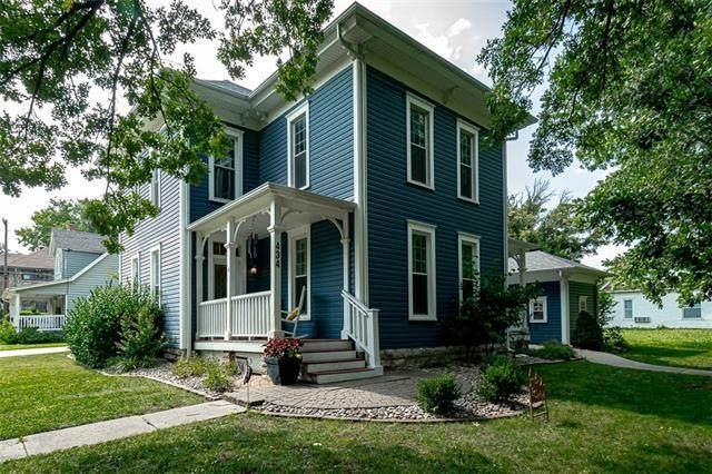 434 S Walnut Street, Ottawa, KS 66067 (#2335243) :: Austin Home Team