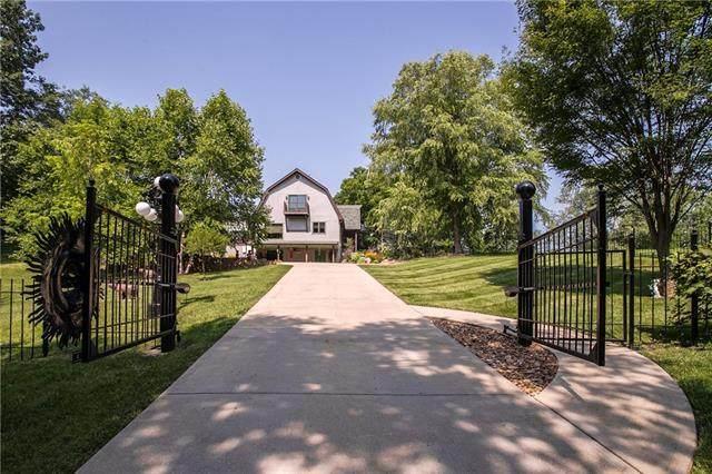 5333 NW Wagon Trail, Kansas City, MO 64151 (#2335295) :: Team Real Estate