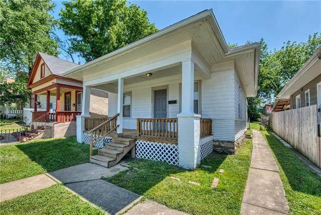 135 N Oakley Avenue, Kansas City, MO 64123 (#2335319) :: Ron Henderson & Associates