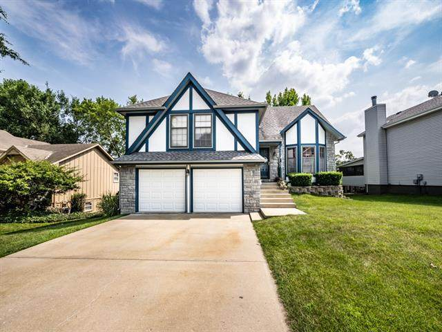 9405 W 47th Terrace, Merriam, KS 66203 (#2335366) :: Team Real Estate