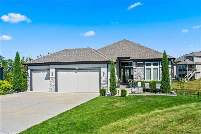 4601 NW 71St Street, Kansas City, MO 64151 (#2335429) :: Five-Star Homes