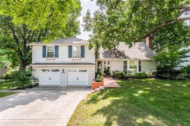 4505 W 64 Street, Prairie Village, KS 66208 (#2335465) :: Ron Henderson & Associates