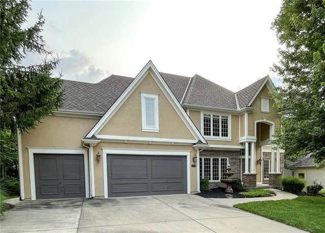 6208 Northlake Drive, Parkville, MO 64152 (#2335466) :: Austin Home Team