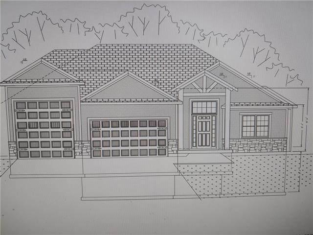 26483 W 144TH Terrace, Olathe, KS 66061 (#2335590) :: Austin Home Team