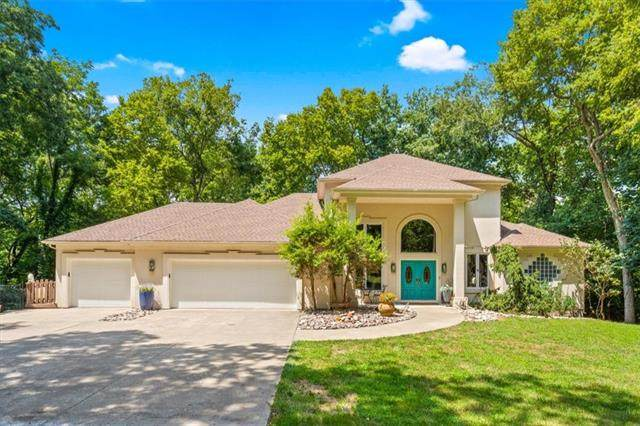 100 NE Strother Road, Lee's Summit, MO 64064 (#2335608) :: SEEK Real Estate