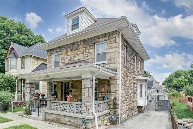 427 Benton Boulevard, Kansas City, MO 64124 (MLS #2335623) :: Stone & Story Real Estate Group