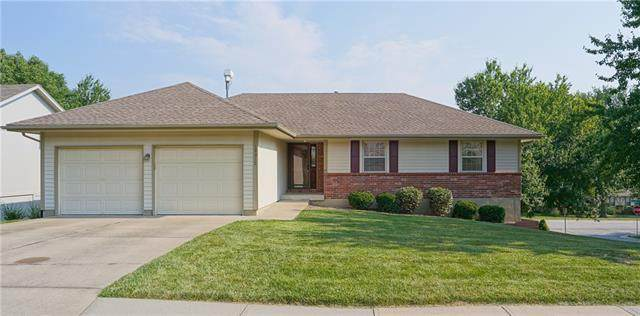 19312 E 31st Terrace, Independence, MO 64057 (#2335630) :: Ask Cathy Marketing Group, LLC
