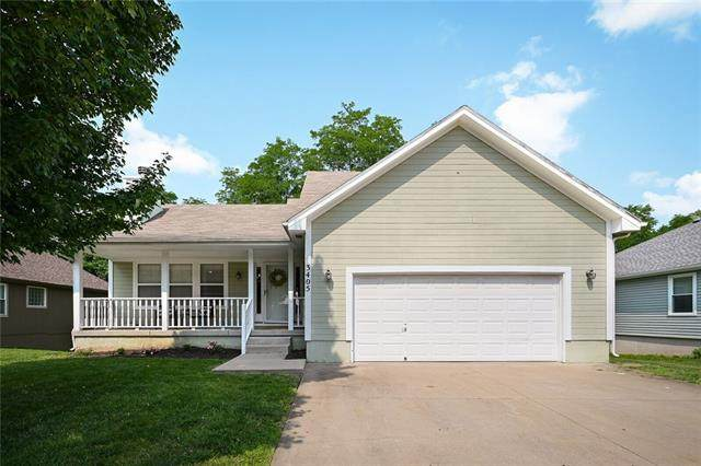 3405 SE Adams Drive, Blue Springs, MO 64014 (#2335659) :: ReeceNichols Realtors